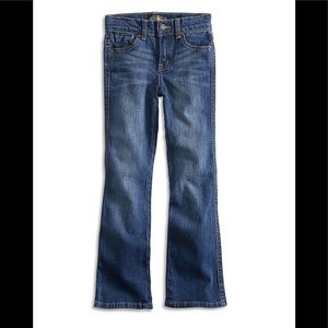 """Girls size 7 """"Lucky Brand"""" Jeans"""